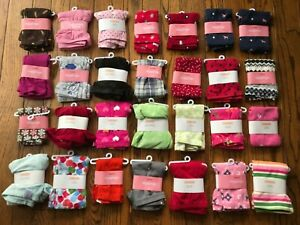 NWT lots of Gymboree girls' legging size 3456789 10 12 You choose