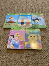 Lot of 5 Leap Frog Tag Junior Books