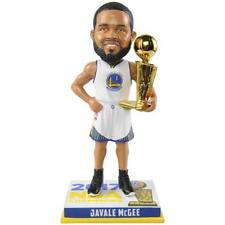 JaVale McGee Golden State Warriors 2017 NBA Champions Bobblehead NBA
