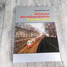WIENER- STRAßENBAHN PANORAMA - PAWLIK SLEZAK - #A55