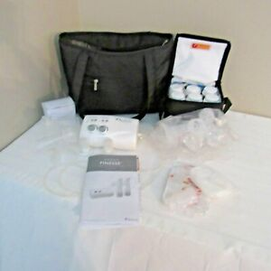 Ameda Finesse Electric Breast Pump and HygieniKit Milk Collection System NEW