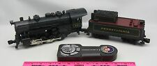 Lionel 6-30233 0-8-0 Pennsylvania Flyer LionChief Locomotive and tender 421