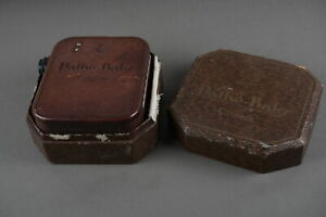 very early Pathe Baby 9.5mm camera with Berthiot Stellor lens - BOXED ✅