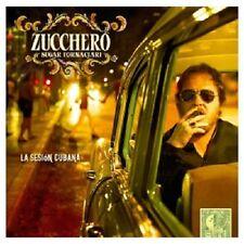 ZUCCHERO - LA SESION CUBANA  CD  13 TRACKS INTERNATIONAL POP  NEU