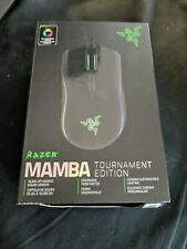Razer Mamba Tournament Edition Chroma Ergonomic Gaming Mouse RZ01-01370100