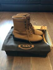 Tods Boots Size 5