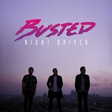 Busted - Night Driver (NEW CD)