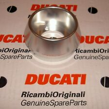 2002 Ducati MH900e Hailwood NOS exhaust tip cone 57510051A may fit others