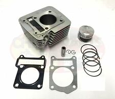 Big Bore Cylinder Barrel & Piston Kit For YAMAHA YBR125 Upgrade To 150cc