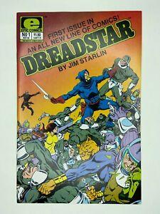 DREADSTAR #1 (Nov 1982 Marvel) VF/NM 9.0 Jim Starlin