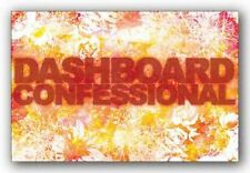 ROCK MUSIC POSTER Dashboard Confessional