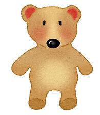 Sizzix Bigz Bear Dress Ups Animal die #655436 Retail $19.99 Cuts Fabric!