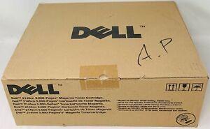 Dell 593-10370 0K757K Toner Original Magenta Hoch Belastbarkeit' 2145CN (5.000 S