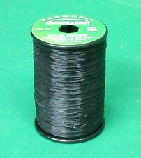 Brownell & Co. Monofilament Serving Thread - No. 15 Black - New Spool