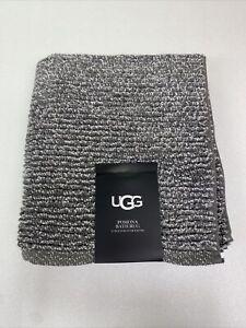 UGG Pomona Bath Rug Gray 21 In x 34 In