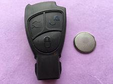 Mercedes Benz 3 button Remote key case Fob SPRINTER C S E Class CL for Repair