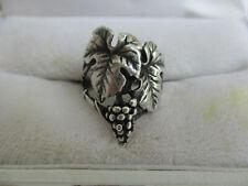 Manifique bague en argent 925 style Art Nouveau