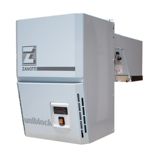 Kühlaggregat Huckepack für bis 6,5 m³ Kühlzelle -5°C/+10°C ZANOTTI MZN-103EA