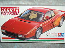 Tamiya 1/24 Ferrari Testarossa modelo kit de coche #24059