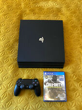 Unboxed PS4 Pro 1TB Console Bundle Playstation 4