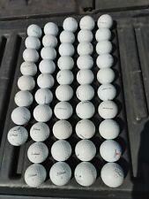 4 Dozen (48) Titleist Pro V1x Golf Balls Aaaa / Aaaaa white
