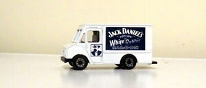 LLEDO CODE 3 DODGE STEP VAN [RARE] JACK DANIELS WHITE RABBIT SALOON WHISKEY