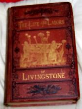 Livingstone Africa Slaves Tribes Occult Voodoo Wild Beasts Cannibals Hunting God