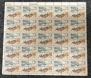 US - Scott #1451 - National Parks Centennial - 2 Cents - Full sheet of 100 - MNH
