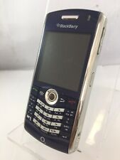 Incomplete Blackberry 8110 O2 Blue Mobile Phone
