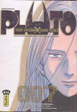 PLUTO tome 7 Naoki Urasawa Osamu Tezuka MANGA seinen