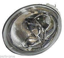 New Replacement Headlight Assembly LH / FOR 2002-05 1.8L TURBO VOLKSWAGEN BEETLE