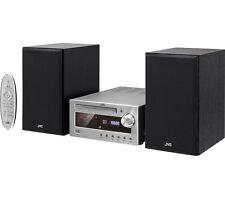 JVC UX-D100 CD/MP3 Wireless Mini Micro Hi-Fi DAB & FM Radio USB Bluetooth & AUX