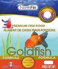 NorthFin Goldfish Formula 2 mm Sinking Pellets FISH FOOD 250 GM   FREE SHIPPING