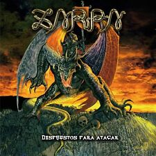 ZARPA - Dispuestos Para Atacar (NEW*SPA HEAVY METAL*IRON MAIDEN*TIERRA SANTA)