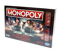 NEW Hasbro Monopoly Netflix Stranger Things Collector's Edition Board Game