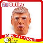 Donald Trump USA President Mask Politician Halloween Costume Latex Party Cosplay