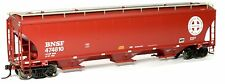 Athearn Genesis  BNSF Trinity 3-Bay Covered Hopper #474953, RTR #4292 NOS
