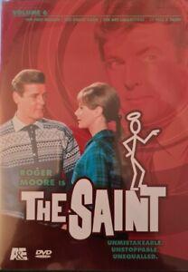 The Saint DVD Roger Moore Volume six 6