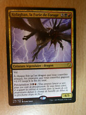 MTG Magic FRF the Storm/'s Fury//la Furie de l/'orage Kolaghan French//VF