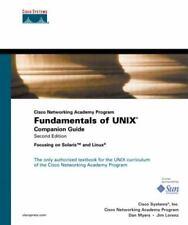 Fundamentals of Unix Companion Guide