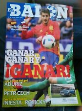 SPAIN v CZECH REPUBLIC 13.6.2016 UEFA EURO 2016 Group Stage programme España