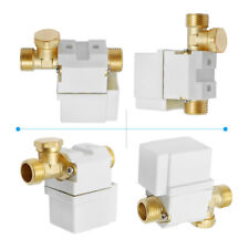 12v 12 Electric Solenoid Valve For Water Air Normally Closed Us Stock