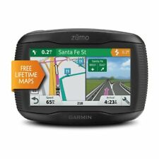 "Garmin zumo 395LM Motorcycle GPS With 4.3"" Screen & Bluetooth 010-01602-00"