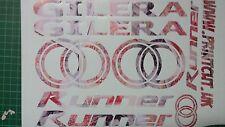 Gilera Runner Decals/Stickers-EXCLUSIVE £50 NOTE DESIGN- sp vx fxr vxr 125 172
