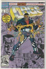 Cage Set 1992 Nm/M Marvel Luke Cage Power Man Punisher Rhino Hulk