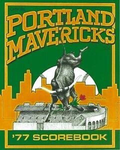 1977 PORTLAND MAVERICKS 8X10 PHOTO BASEBALL PICTURE PCL