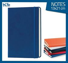 Block Notes Quaderno Taccuino Righe Diario Moleskine Blocco Note 13x21