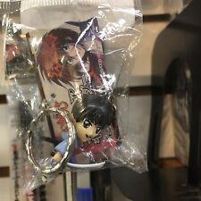 Two Rurouni Kenshin Keychain Figures
