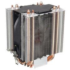 4 Heatpipe CPU Cooler Heat Sink for Intel LGA 1150 1151 1155 775 1156 AMD New SH