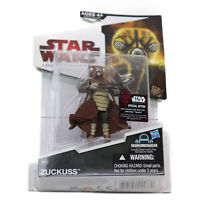Star Wars The Legacy Collection Zuckuss Figure #BD54
